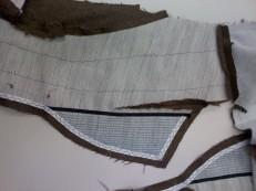 Tailored Jacket: Inside