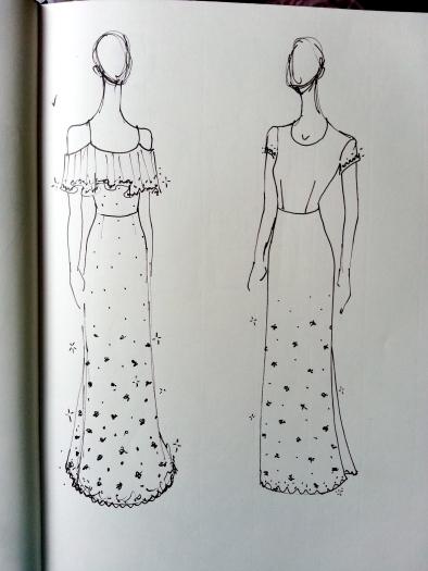 Quick idea sketch for SariCycle