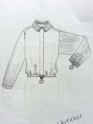Flat drawing
